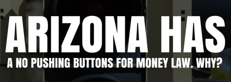ARIZONA HAS a new weird law