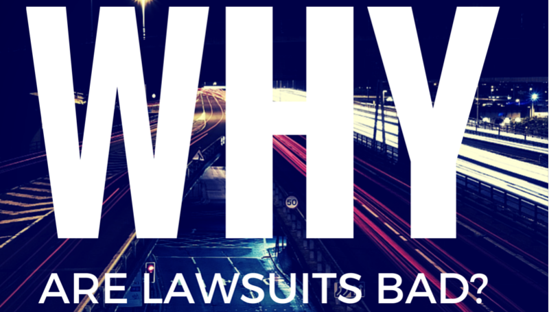 Are lawsuits bad phoenix arizona