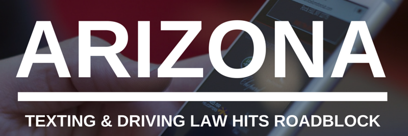 Arizona texting and driving laws phoenix
