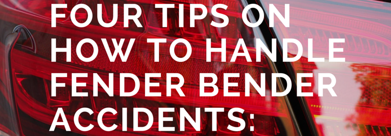 How to handle fender bender accidents in arizona