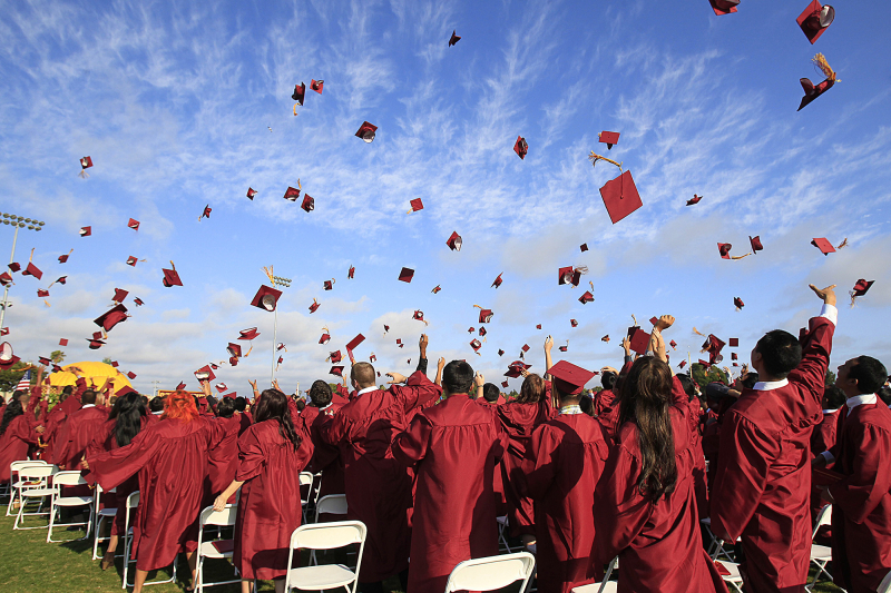 Phoenix arizona highschool graduation safety tips
