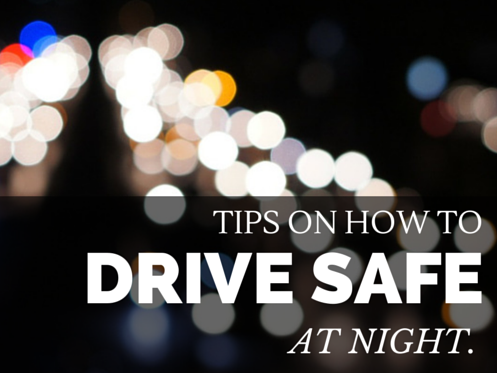 How-to-drive-safe-at-night
