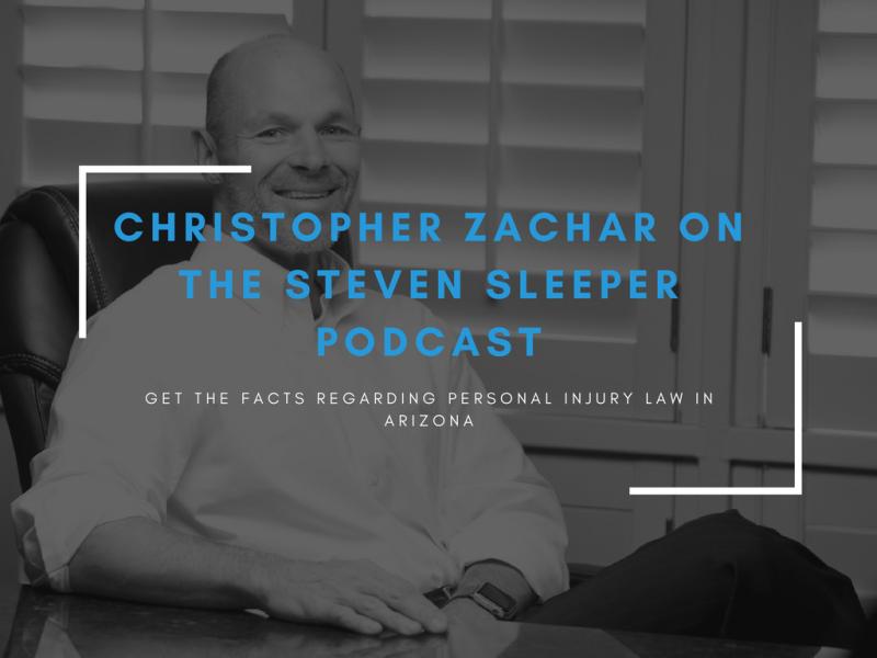 Christopher Zachar on the steven sleeper podcast
