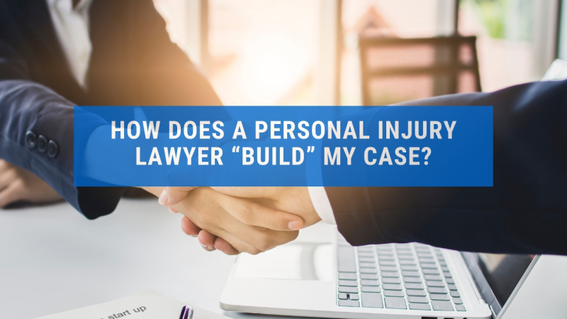 How does a glendale arizona personal injury lawyer build my case